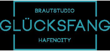 Logo-Glücksfang-KimKrüger-vek Brautstudio Webdesign Hanau