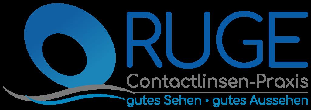Ruge Contactlinsen-Praxis LM3079 15102020 Hanau Logo Design